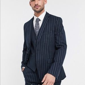 Other - Men's striped suit NEW